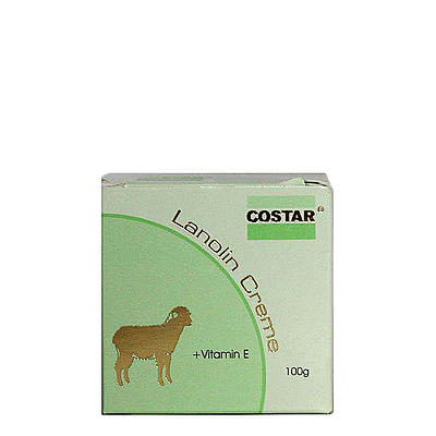 Costar Lanolin Cream 100g C-5047