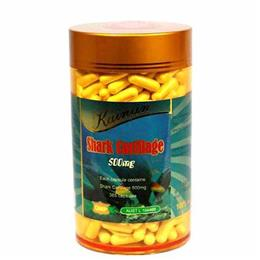 Kainan Shark Cartilage 500mg 365 Capsules K28G-365