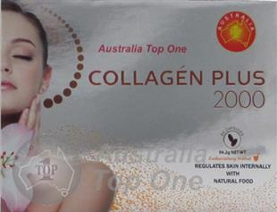 Top One Collagen Plus 2000 60's