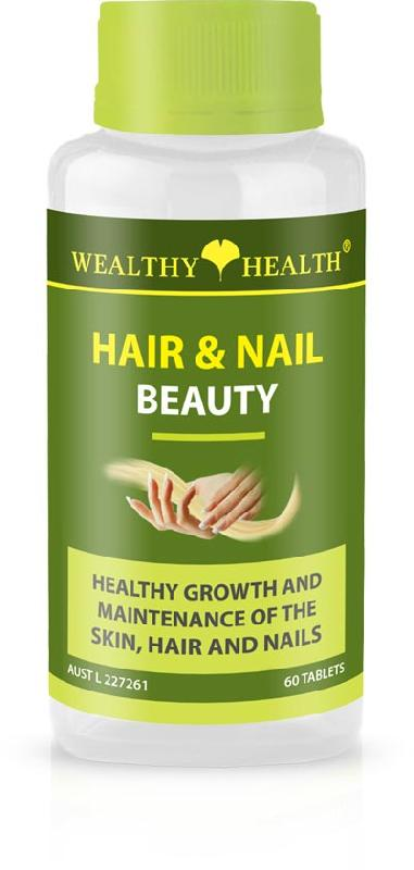 Hair Nail Beauty 60 Tablets