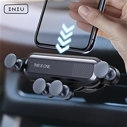Gravity Car Holder For Phone in Car Air Vent Clip Mount No Magnetic Mobile Phone Holder