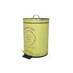 Brush color dust bin 5L