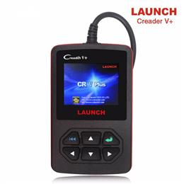 Original Multi-languages LAUNCH Scanner Creader V+ OBD2 Fault Code Reader Universal
