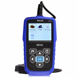 Universal OBD2 Car Truck Scanner 2 in 1 NL102 for Multi Brands Truck Diagnostic Tool
