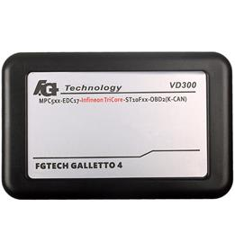 Latest Version f-gtech galletto 4 master V54 BDM-TriCore-OBD Function FG-Tech V54 ECU Programmer