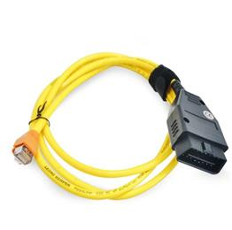 ENET Data Cable For BMW Ethernet to OBD2 Interface Cable 16Pin Connector ESYS 3.23.4