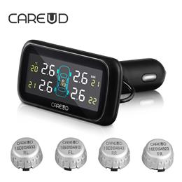 U903 Universal Car TPMS Wireless Tyre Pressure Monitoring System