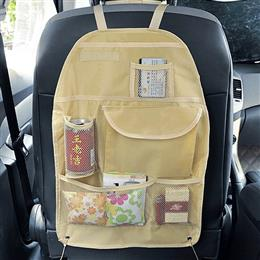 Free shipping new Car Accessories Seat Covers Bag Storage Multi Pocket Organizer Car Seat Bag