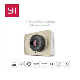 "YI Smart Dash Camera WiFi Car DVR Night Vision HD 1080P 2.7"" 165 degree 60fps"