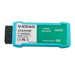 WIFI Version VXDIAG VCX NANO for Land Rover/Jaguar 2 in 1 Software V141
