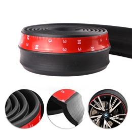 Universal Car Sticker Lip Skirt Protector Car Front Lip Bumper
