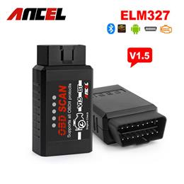 ELM327 V1.5 Bluetooth ANCEL OBD2 Scanner Code Reader wireless Adapter for Android Phone