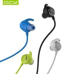 IPX4-rated Sweatproof Stereo Bluetooth 4.1 Headphones Wireless Sports Earphones