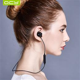 Magnet switch adsorption earphones sport wireless bluetooth 4.1 headphones