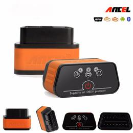 ELM327 Obd2 Scanner Ancel iCar2 icar 2 Bluetooth Car Diagnostic Code Rea...