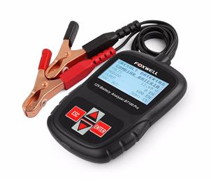 12V Car Battery Tester Foxwell BT100 Digital Battery Analyzer Voltmeter Capacity tester