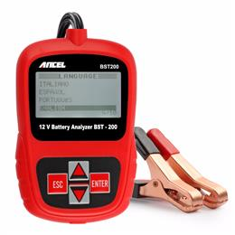12V Car Battery Tester Analyzer ANCEL BST200 Digital Car Voltmeter Alternator
