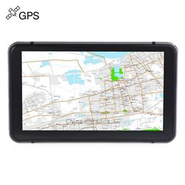 New 7 inch Car GPS Navigation Capacitive Screen FM Built in 8GB WinCE 6.0