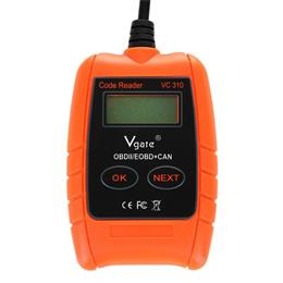 Best Vgate VC310 Compact Universal ODBII Auto Scanner Code Reader