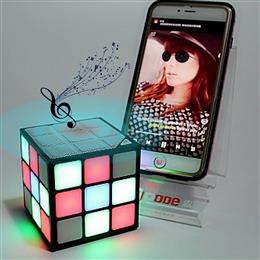 Bluetooth Speaker Portable LED RGB Audio Player Wireless Speakers with M...