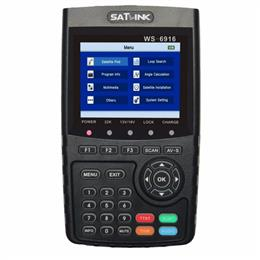 satfinder hd satlink ws6916 DVB-S2 Satellite Finder Satellite meter MPEG...