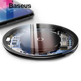Baseus 10W Qi Wireless Charger Visible Element Wireless Charging pad