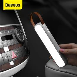 Baseus Solar Emergency Car Flashlight Rechargeable Portable  Warning Nig...