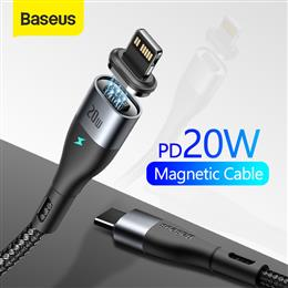 Baseus USB C Cable for iPhone Cable PD 20W Fast Charging USB C to Lighti...
