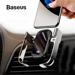 Baseus 10W Qi Wireless Car Charger For iPhone Car Wireless Charger