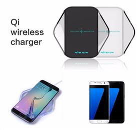 Qi Wireless Charger Charging Pad Original Nillkin wireless charegr for SAMSUNG GALAXY S6 S6 Edge S6 Edge Plus S7 S7 Edge Note 5