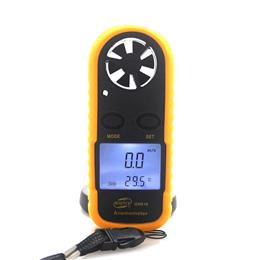 Digital Hand-held Wind Speed Gauge Meter GM816 30m/s (65MPH) Pocket Smart Anemometer Air Wind Speed Scale