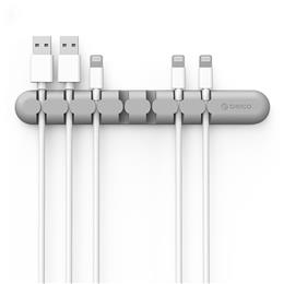 Cable Winder Earphone Cable Organizer Wire Storage Silicon Charger Cable Holder Clips for MP3 ,MP4 ,Mouse,Earphone
