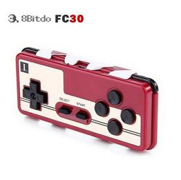 8BITDO FC30 Wireless Bluetooth Controller snes Gamepad Dual Classic sega for iOS Android Windows PK xbox one ps4 controller