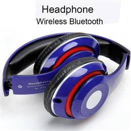 Caldecott P15 DJ Headband Stereo Headsets Foldable Wireless Tai nghe Bluetooth Headphones Support TF Card FM Radio