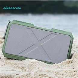 NILLKIN power supply bank speaker wire Bluetooth speaker portable IPX 4 ...
