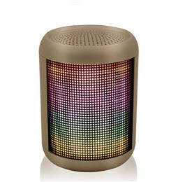 Portable LED Light Wireless Speaker Mini Outdoor Handsfree Bluetooth Receiver Super Bass Stereo Bluetooth Speakers