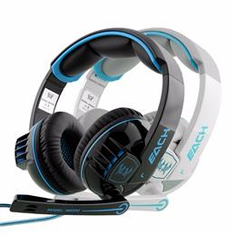 NEW EACH G6000 PRO HIFI Stereo Gaming PC Headphone Headset Headband Mic ...