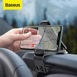 Baseus Car Phone Holder 360 Degree GPS Navigation Dashboard Phone Holder