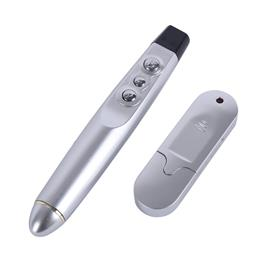 USB PowerPoint PPT Presenter Remote Control Wireless Laser RF Pointer Pen