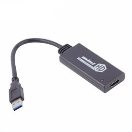 USB 3.0 to HDMI With Audio HD 1080P Video Cable Adapter Converter HDMI Adapter