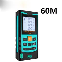 Blue S9 Tools And Measuring Tool And Laser Distance Meter 60M Rangefinder Best Sell