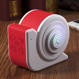 Mini Bluetooth Speaker Portable Outdoor Loudspeaker Wireless Stereo Bass Cute Snail Music Speaker Support TF Card USB Handsfree