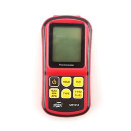Digital Thermometer -50~300C Hanheld Temperature Meter Termometro with 2pcs K Type Thermocouple
