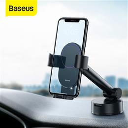 Baseus Gravity Car Phone Holder Suction Cup Mobile Phone Holder Stand