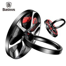 Baseus Finger Ring Holder Car wheel design Finger Mobile Phone Holder