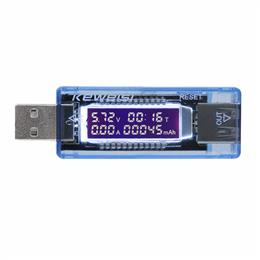Digital Display USB Power Current Voltage Meter Tester Portable Mini Current and Voltage Detector Charger