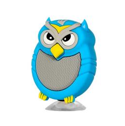 2017 Cartoon Owl shape Mini Bluetooth speaker wireless music receiver support TF card with Sucker phone holder
