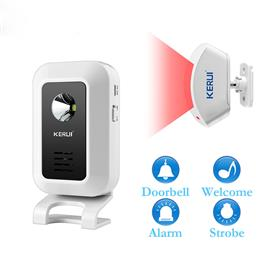 Door Bell Welcome Chime Wireless Motion Sensor Alarm system For Store Shop bar doorbell welcome alarm