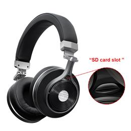 T3 Plus Bluetooth headphones with microphone wireless headset ANC