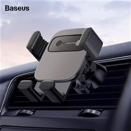 Baseus Gravity Air Vent Car Phone Holder for Mobile Phone Cute eMotion Car Mount Holder